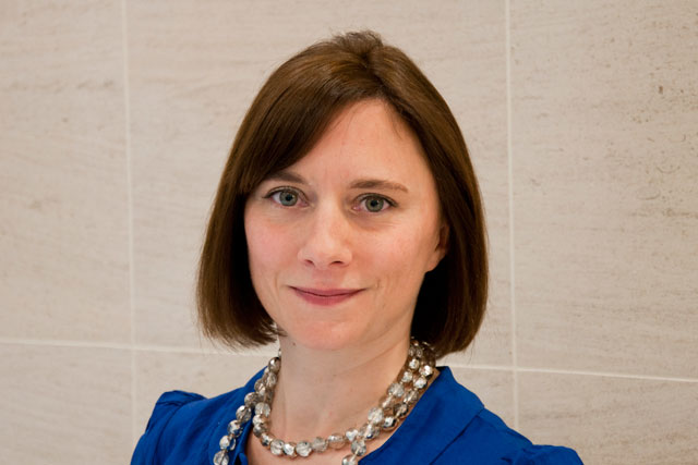 Helen Keable commercial and communications director, Posterscope