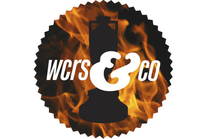 WCRS...new logo will be customised to acknowledge current events