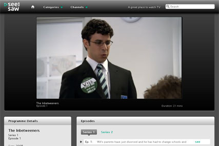 The Inbetweeners: to be available via SeeSaw