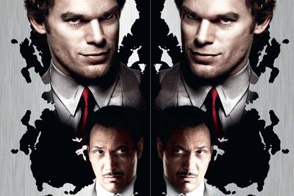 Quiet Storm ...creating work for FX series Dexter