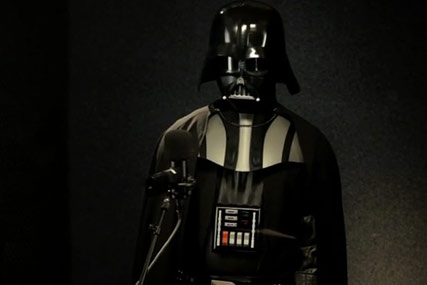 TomTom: agency-hunting system offers Dark Vader-voiced directions