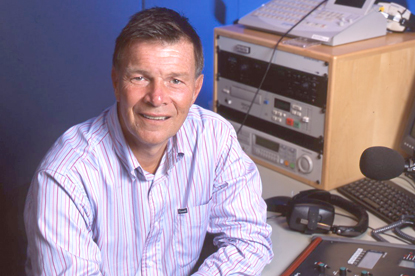 Global Radio's Richard Park unveils chart show