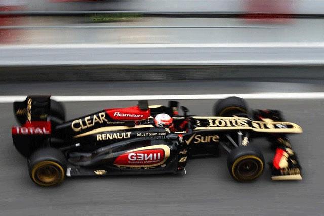 Lotus: Unilever promotes F1 team sponsorship with SureMen range launch