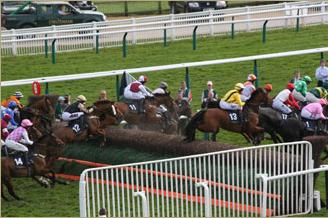 Cheltenham Racecourse announces new sponsors