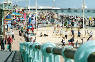 British seaside towns attempt to rebrand themselves