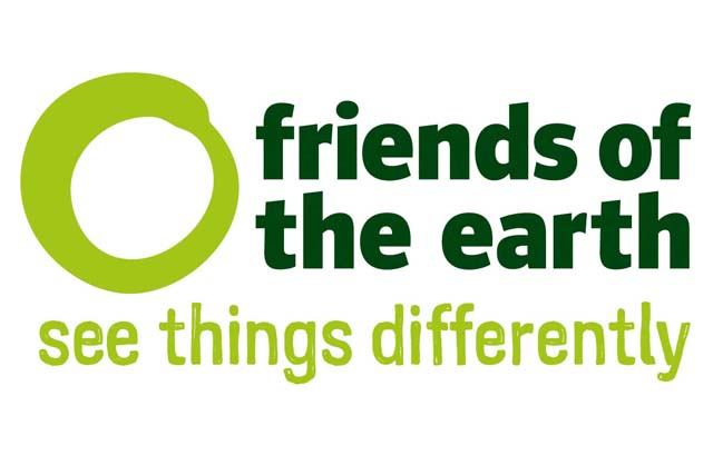 Friends of the Earth: new marketing strategy