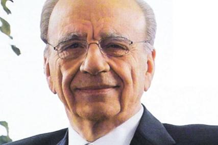 Rupter Murdoch: charman and chief executive of News International