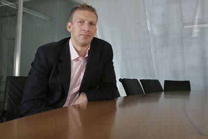 Simon Davis: new CEO at Walker Media