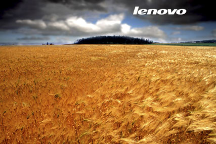 Lenovo... global ad pitch