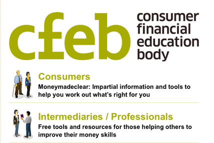 Consumer Financial Education Body: advertising project