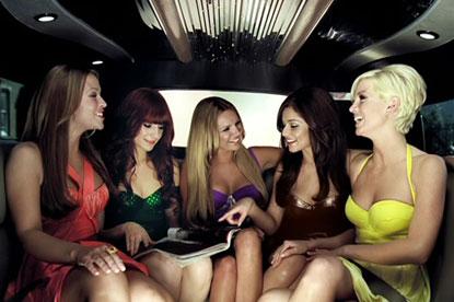 Girls Aloud…Sunsilk ad