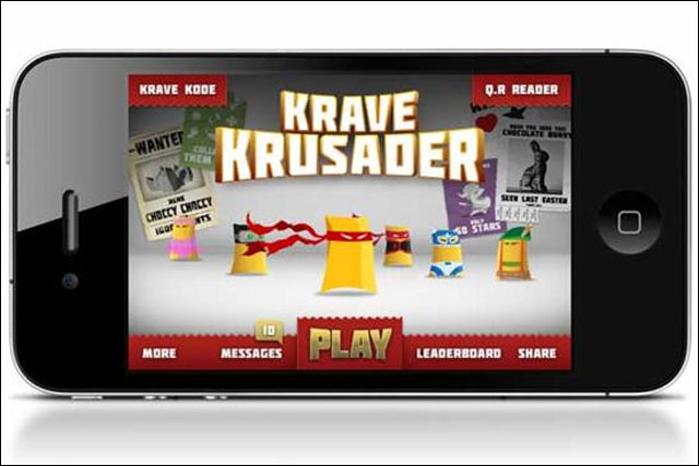 Krave Krusader: ASA rejects claim that game encouraged poor nutritional habits