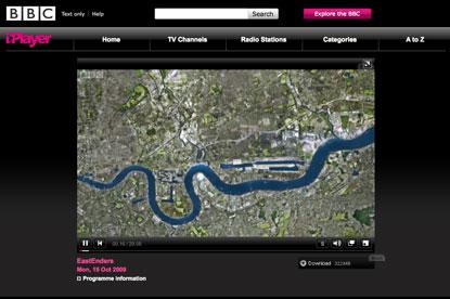 I-player...BBC examining international launch