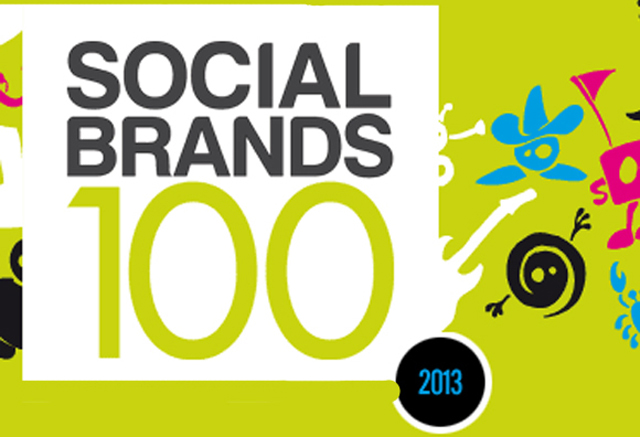 Social Brands 100: open for 2013 nominations