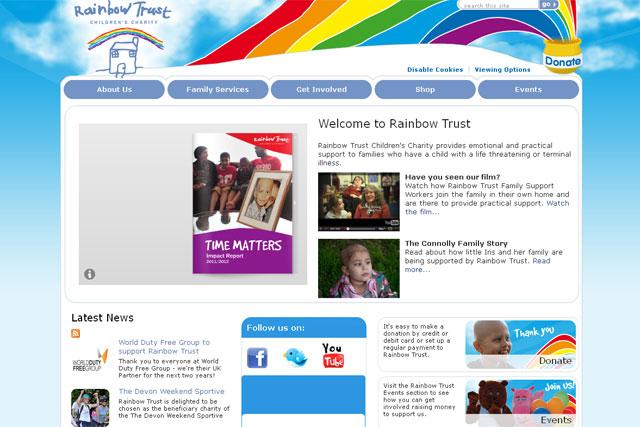 Rainbow Trust: picks Atomic London