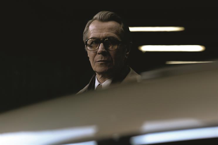 Tinker Tailor Soldier Spy: Gary Oldman starred in the 2011 eOne movie
