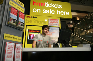Online ticket retailer Seatwave beats postal strike through HMV partnership
