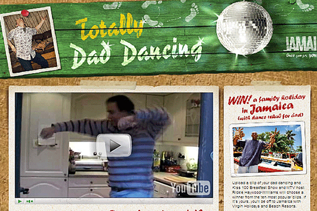 Jamaica Tourist Board: 'Totally Dad Dancing' campaign