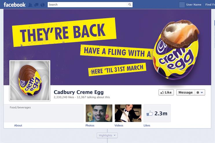 Kraft Foods - Cadbury Creme Egg