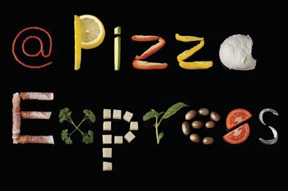Pizza Express…creative hire