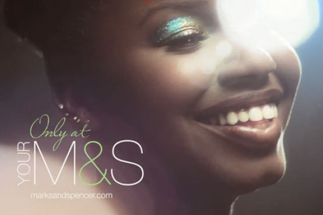 M&S: Christmas 2011 campaign starring The X Factor finalists