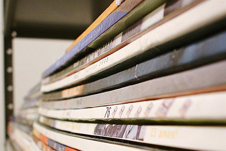 Magazine revenue: print still strong