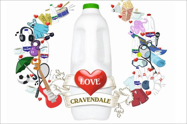 Cravendale: rolls out loyalty scheme