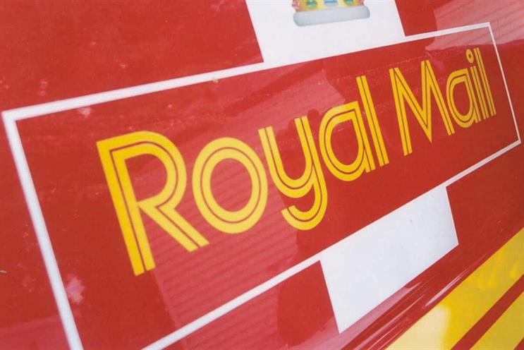 Royal Mail: appoints Publicis Chemistry to handle its direct marketing business