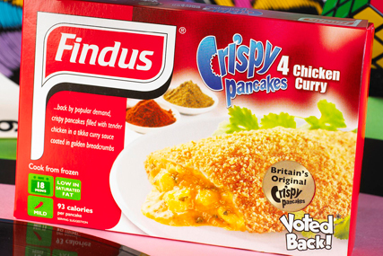 Findus: crispy pancake owner culls top marketing roll