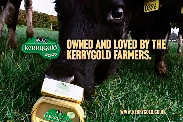 Kerrygold: Karmarama will create a relaunch campaign