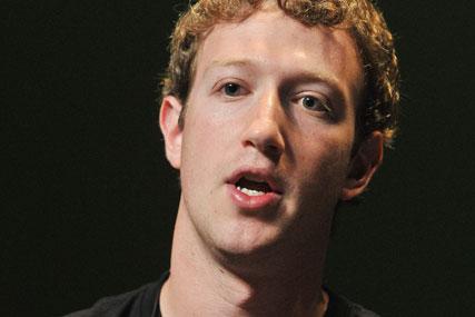 Mark Zuckerberg: Facebook founder (picture credit Francois Durand)