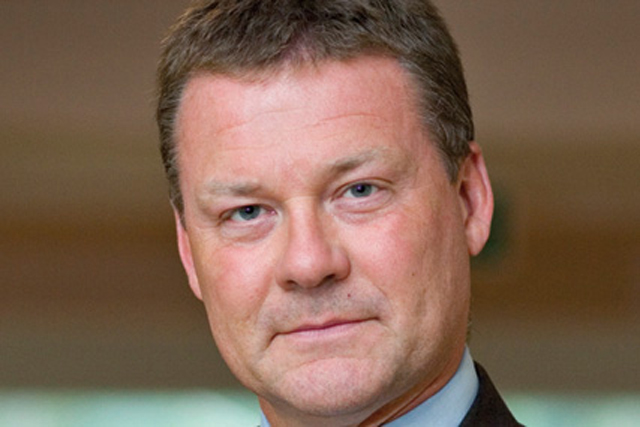 Paul Hayes: managing director of News International Commercial