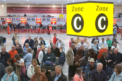 Gatwick Airport…running separate campaign to BAA Airports