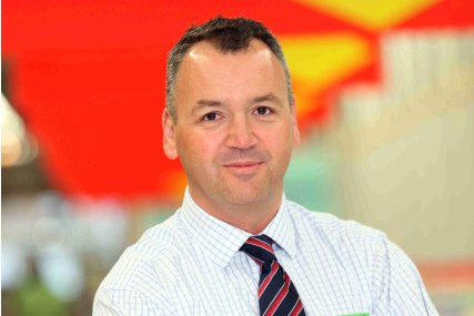 Andy Clarke becomes new Asda chief