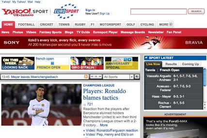 Eurosport to launch online gambling service