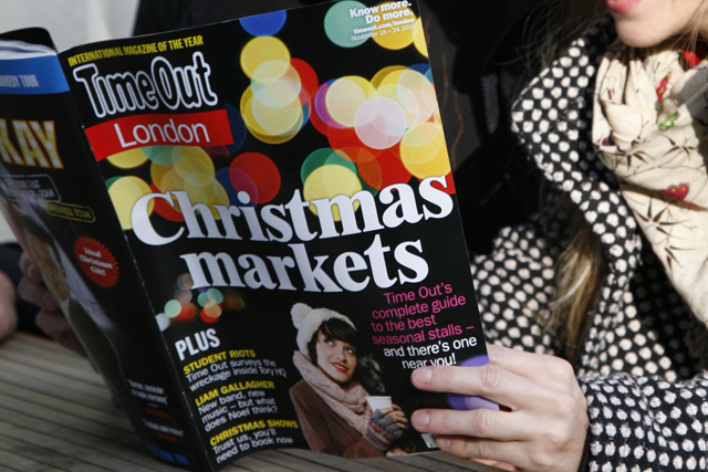 Time Out Group: founder sells half for around £10m