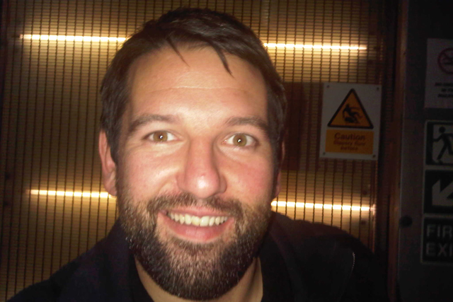 Dale Lovell, publishing director, Search News Media