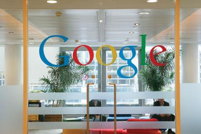 Google...revenues boost