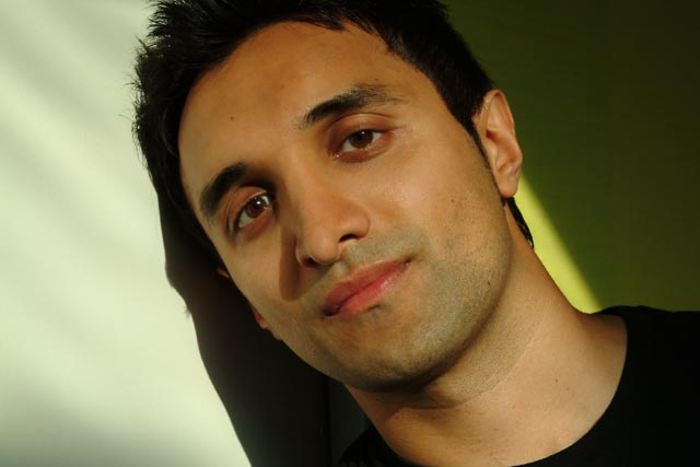 Ahmed Ajaz: founder of AKQA now added to the Acer global roster