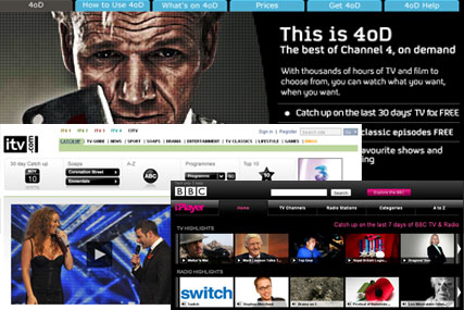 Kangaroo VoD service: a joint venture between C4, ITV and BBC Worldwide