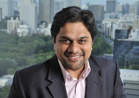 Urhekar appointed president of McCann Healthcare Worldwide Japan