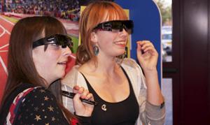 Panasonic brings in Closer for 3D roadshow brief