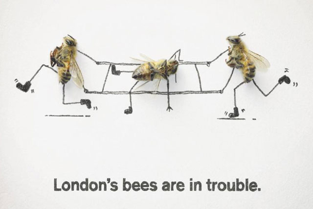 London's Bees: Boris Johnson backs the campaign to boost insect population