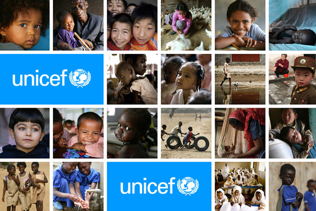 Unicef: appoints WPN to global brief