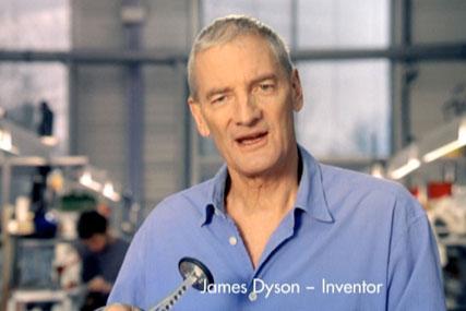 Dyson: announced expansion plans as part of restructure