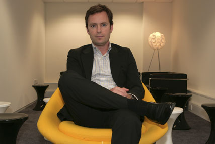 Angus... Cossette UK chief