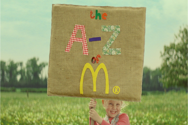 McDonald's: ethical focus in ads