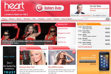 Heart: new network website launched