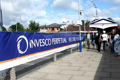 Invesco Perpetual…reviewing £5m media