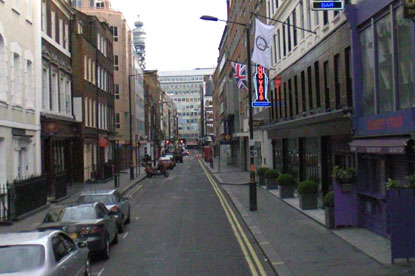 Soho...agencies considering moving out